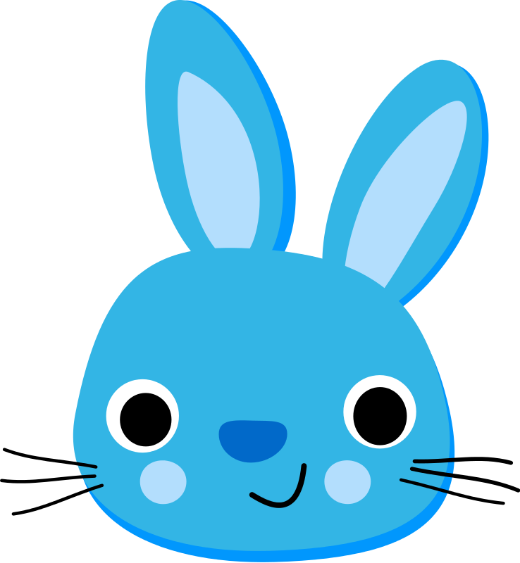 738x800 Easter Bunny Face Clipart Images