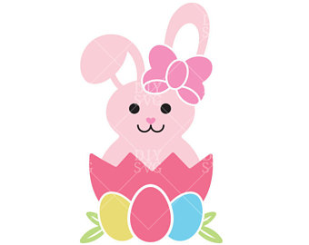 340x270 Bunny Svg Bunny Face Svg Easter Bunny Svg Easter Svg Bunny