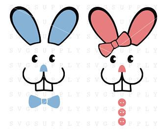 340x270 Bunny Svg Easter Svg Easter Bunny Svg Easter Cut File