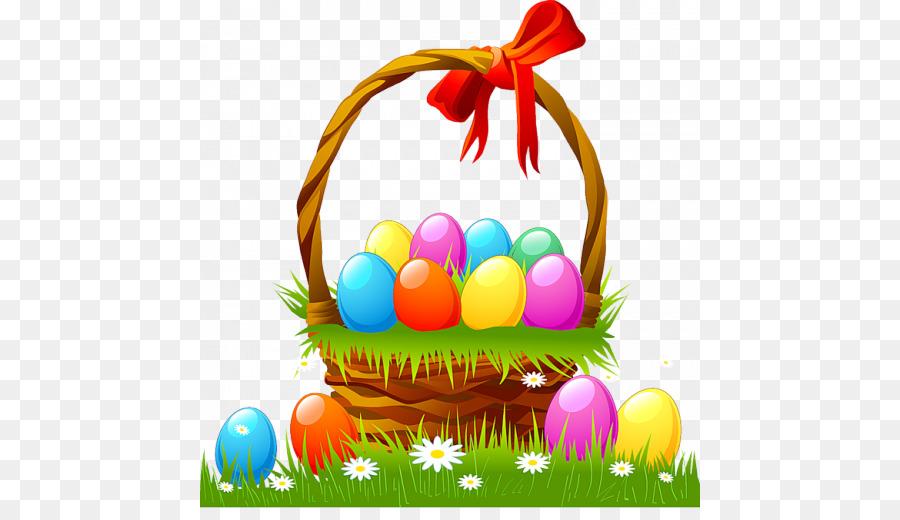 900x520 Easter Bunny Easter Basket Clip Art
