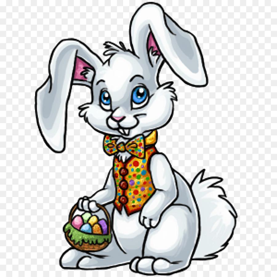 900x900 Easter Bunny Rabbit Fairfield Grace United Methodist Church Clip