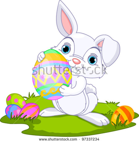 450x462 Cute Easter Bunny Clipart Hd Easter Images