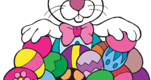310x165 Easter Clip Art Happy Easter 2018