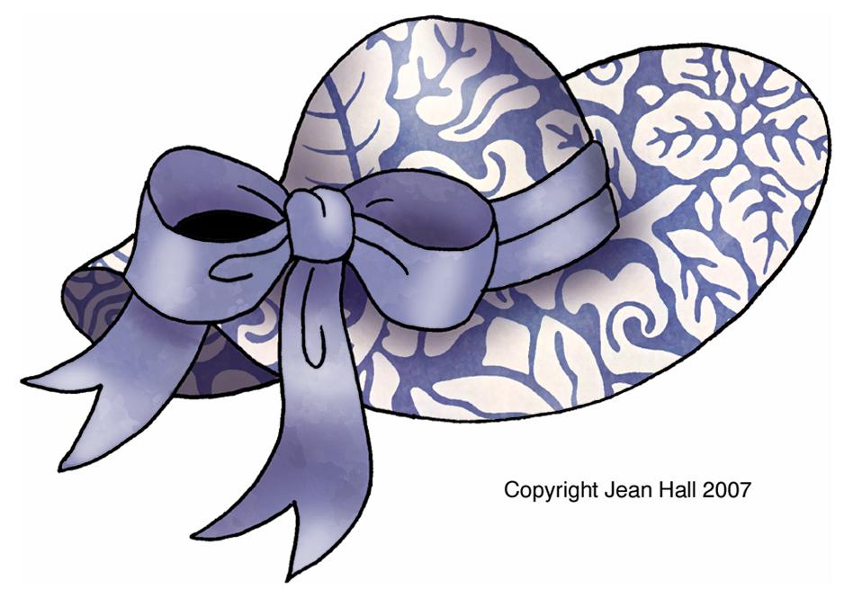 948x665 Projects Design Easter Bonnet Clipart Artbyjean Clip Art Bonnets