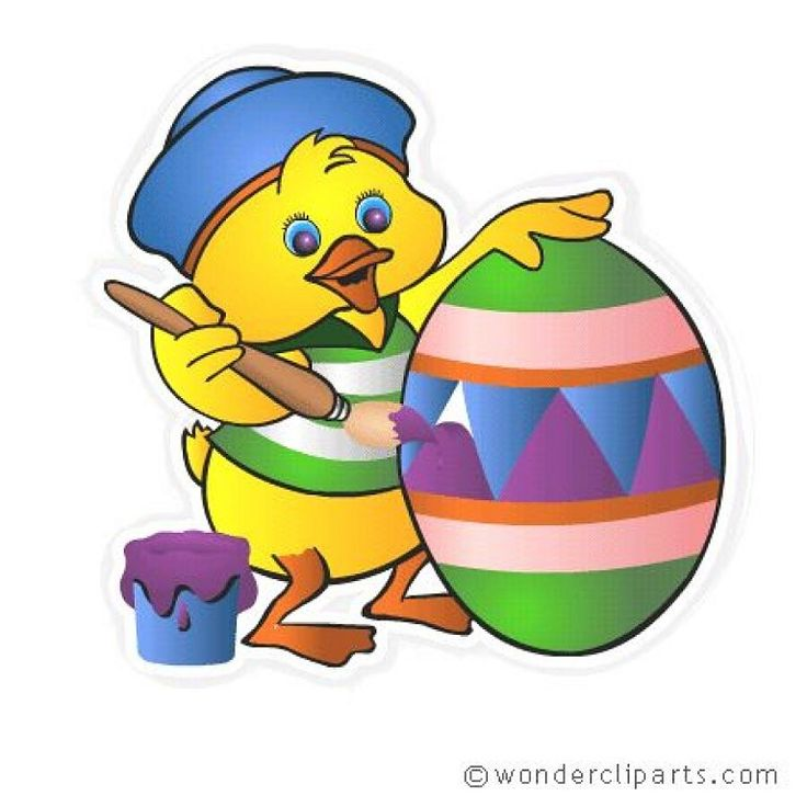 Easter Clipart For Children