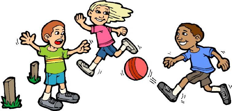 755x362 Clip Art Activities Playing Children