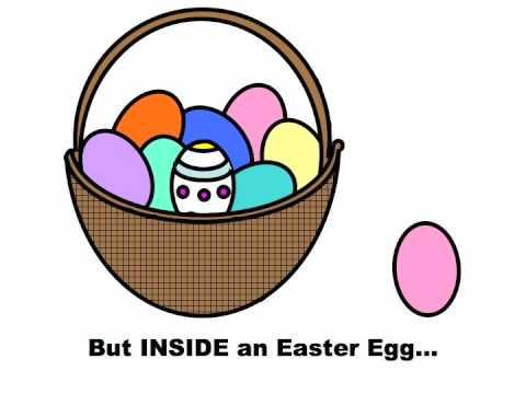480x360 Inside An Easter Egg A Kids' Easter Story
