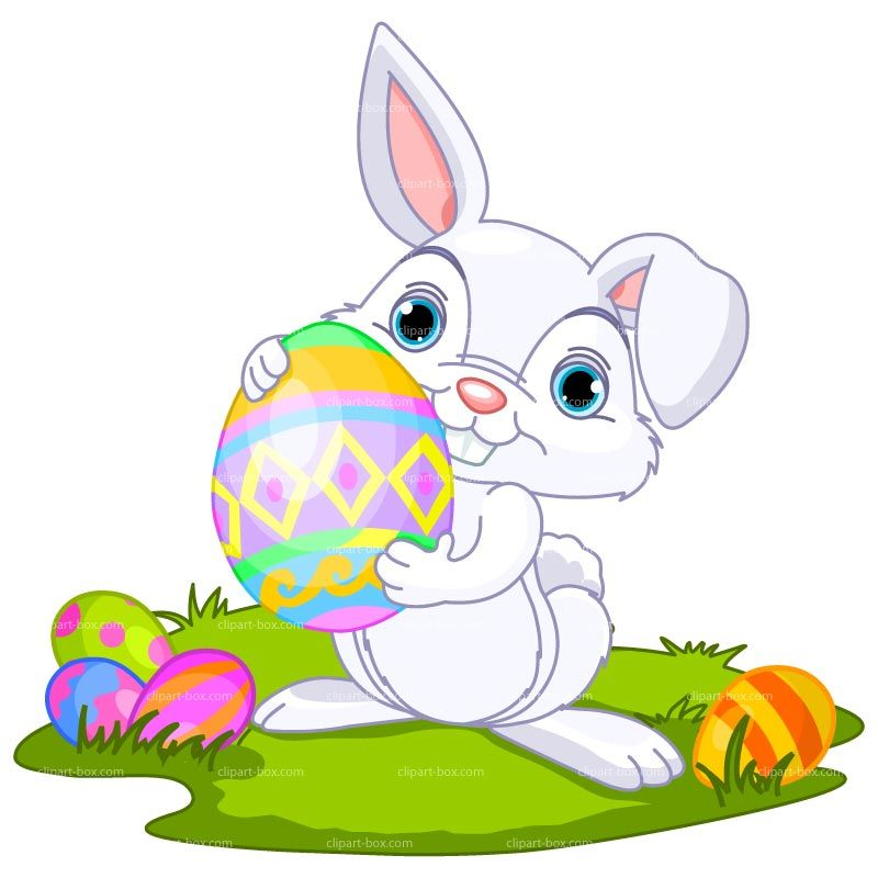 800x800 The Easter Bunny Not Only Carries Easter Eggs In His Basket, But