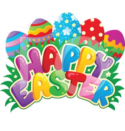 400x420 Easter Clipart Easter Monday