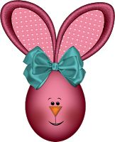 162x200 466 Best Easter Clip Art Images On Rabbits, Bunnies