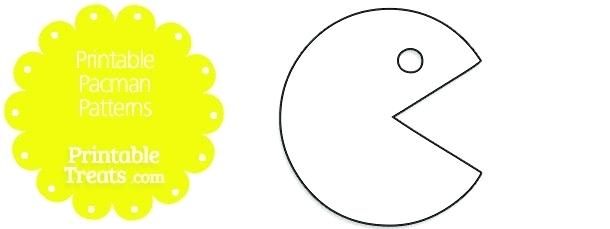 610x229 Pac Man Coloring Pages Packed With Man Coloring Pages Man Coloring