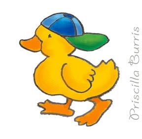 288x282 Easter Clipart Duck