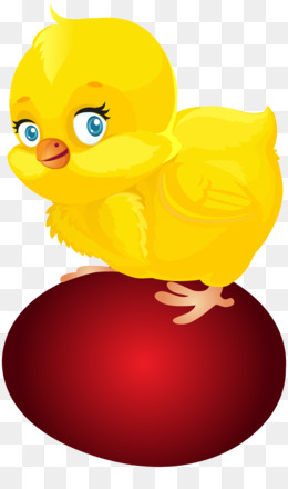 260x440 Red Easter Egg Easter Bunny Chicken Duck Clip Art