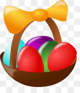 260x300 Easter Bunny Easter Egg Easter Basket Clip Art