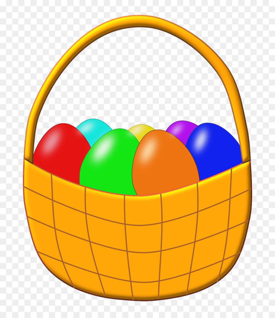 900x1040 Easter Basket Clip Art