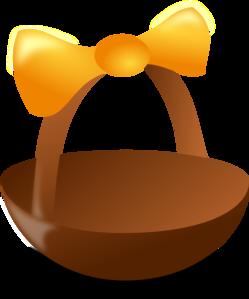 249x299 Empty Easter Basket Clip Art