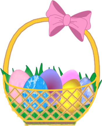 350x431 Easter Party Clip Art Merry Christmas And Happy New Year 2018