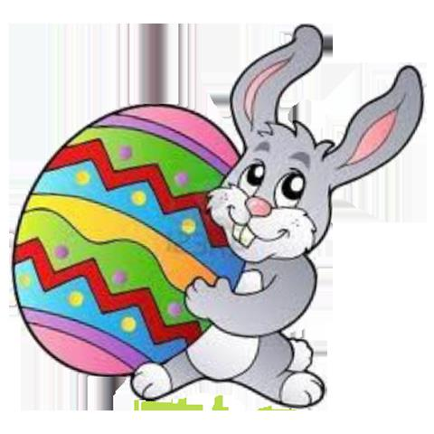 480x480 Easter Bunny Pictures Clip Art Hd Easter Images