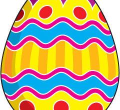 240x220 Easter Frame Clip Art Happy Easter Amp Thanksgiving 2018