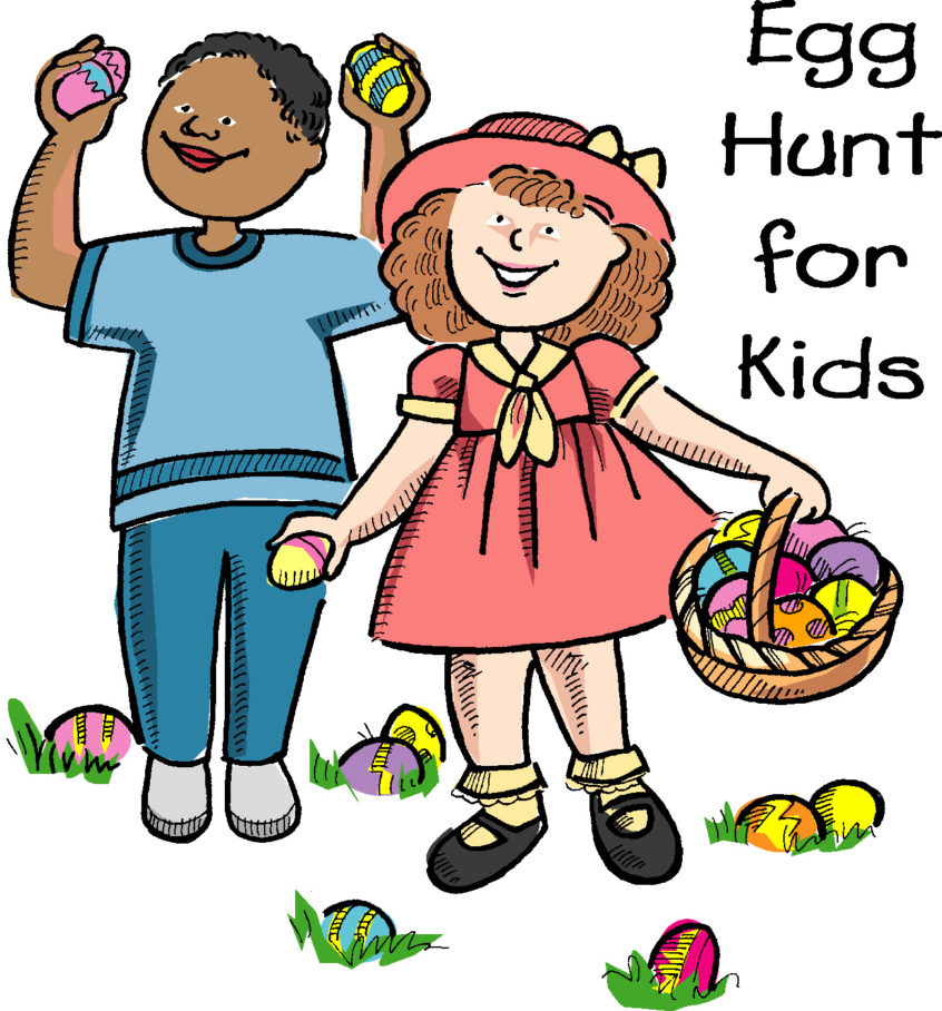 846x908 Sensational Easter Egg Hunt Clipart Clip Art For All Your Spring