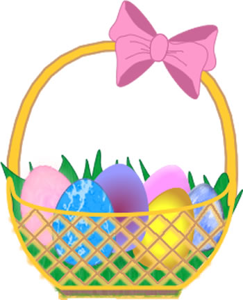 350x431 Easter Egg Hunt Clipart Clipart Panda