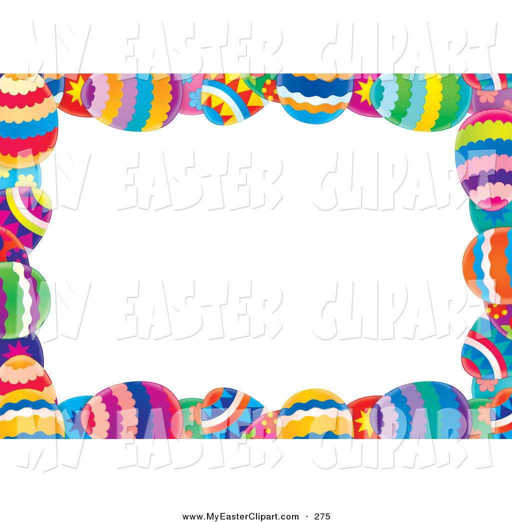 1024x1044 Free Clip Art Easter Border