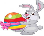 180x148 Happy Easter Png Rabbit
