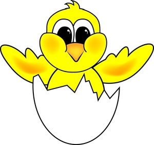 300x282 Collection Of Baby Chicks Hatching Clipart High Quality