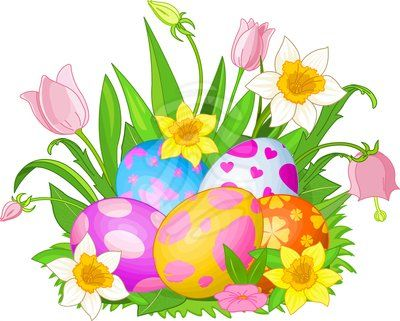 400x321 Easter Egg Hunt Clipart Clipart Panda