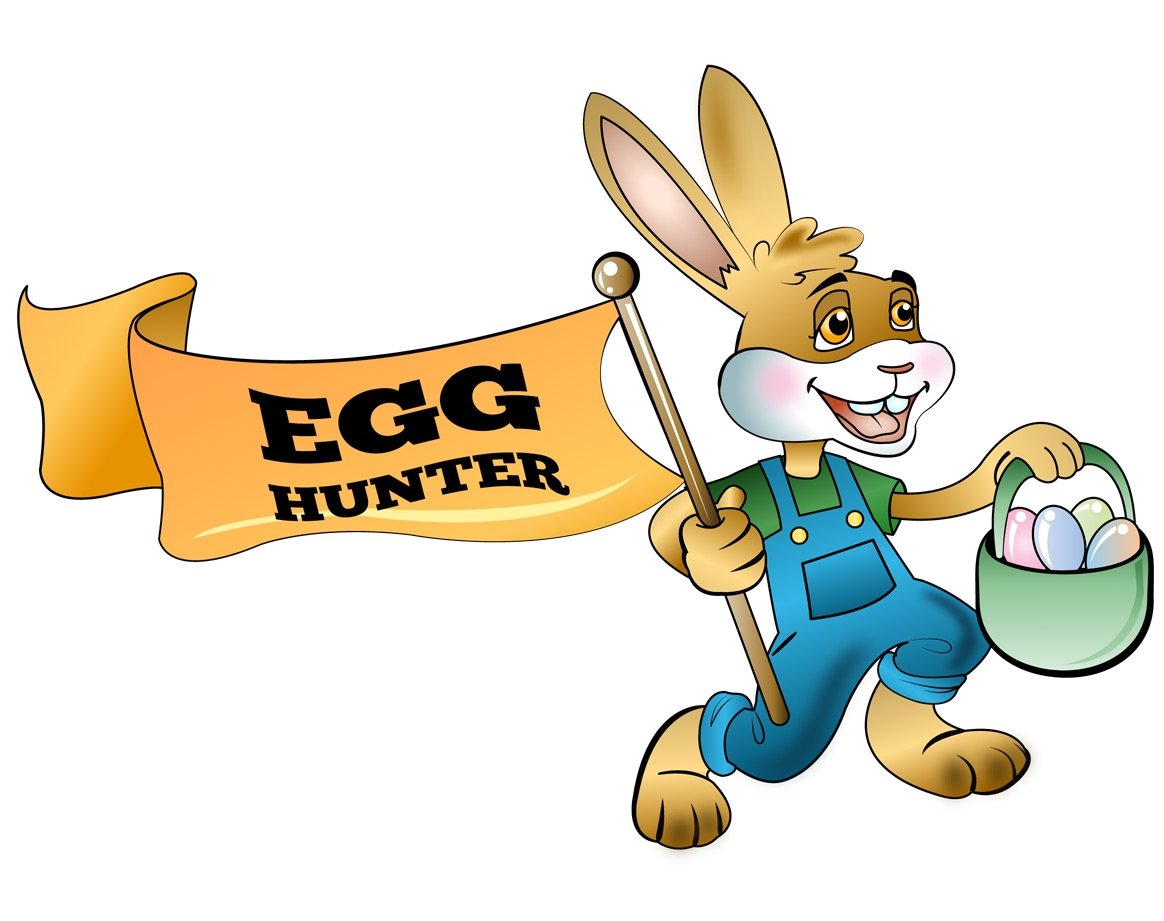 1164x921 Awesome Easter Egg Hunt Clipart Design