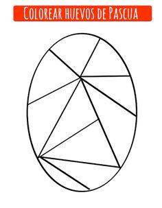 236x303 Huevos De Pascua Para Colorear