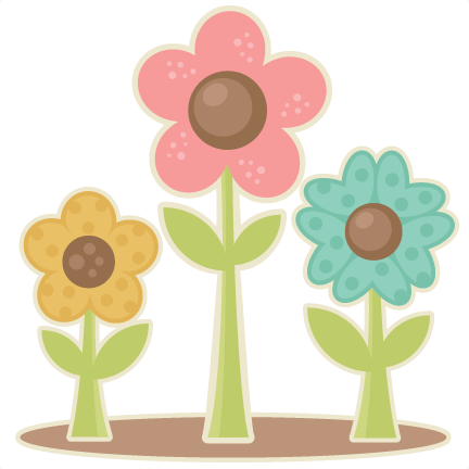 432x432 Easter Flower Clip Art Free Cliparts