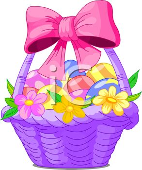 293x350 Free Clipart For Spring Easter