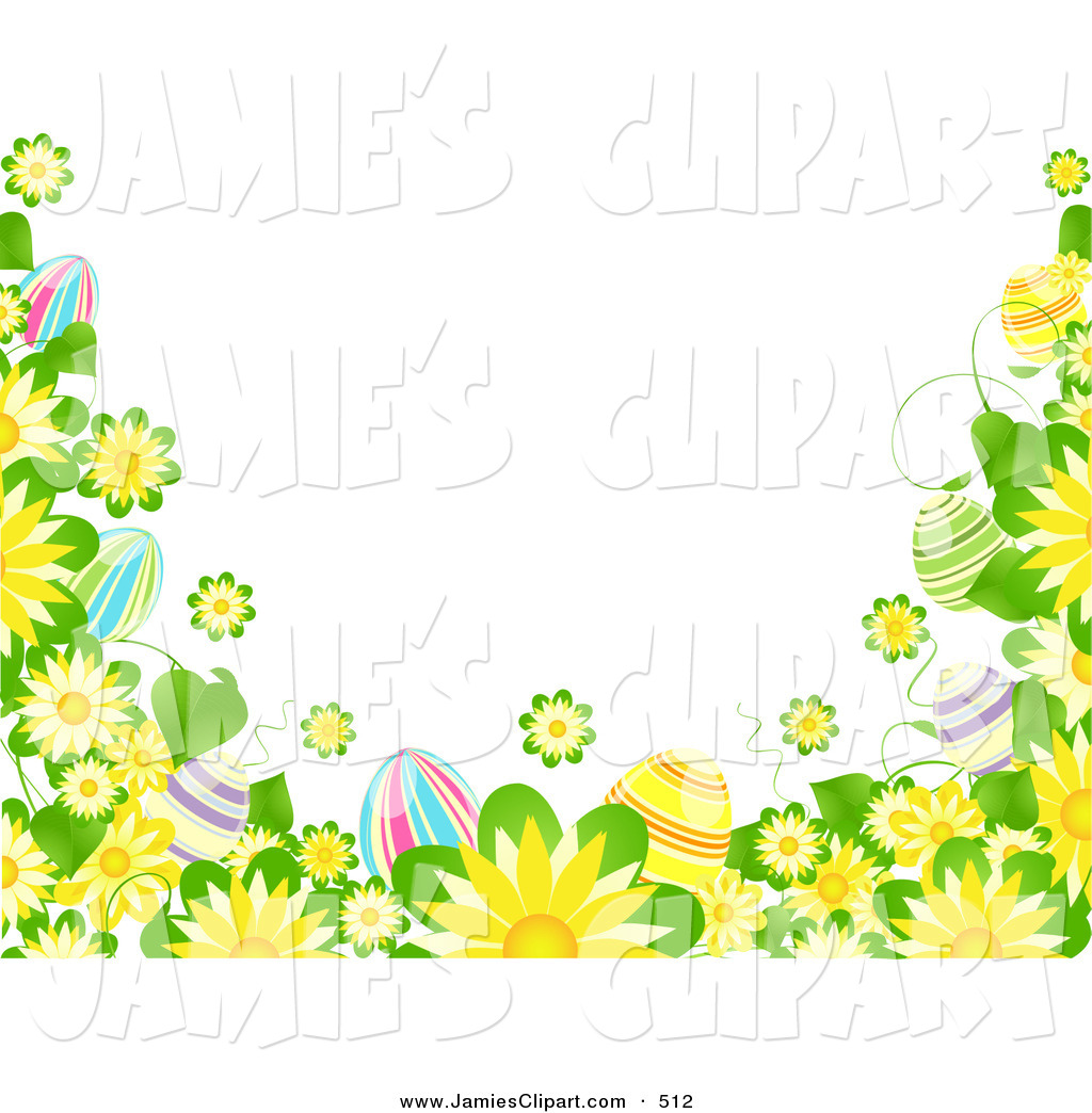 Easter Flowers Clipart At Getdrawings Free For Personal Use