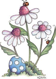 236x335 Cute Car Clip Art Snail And Flowers Clip Art Image