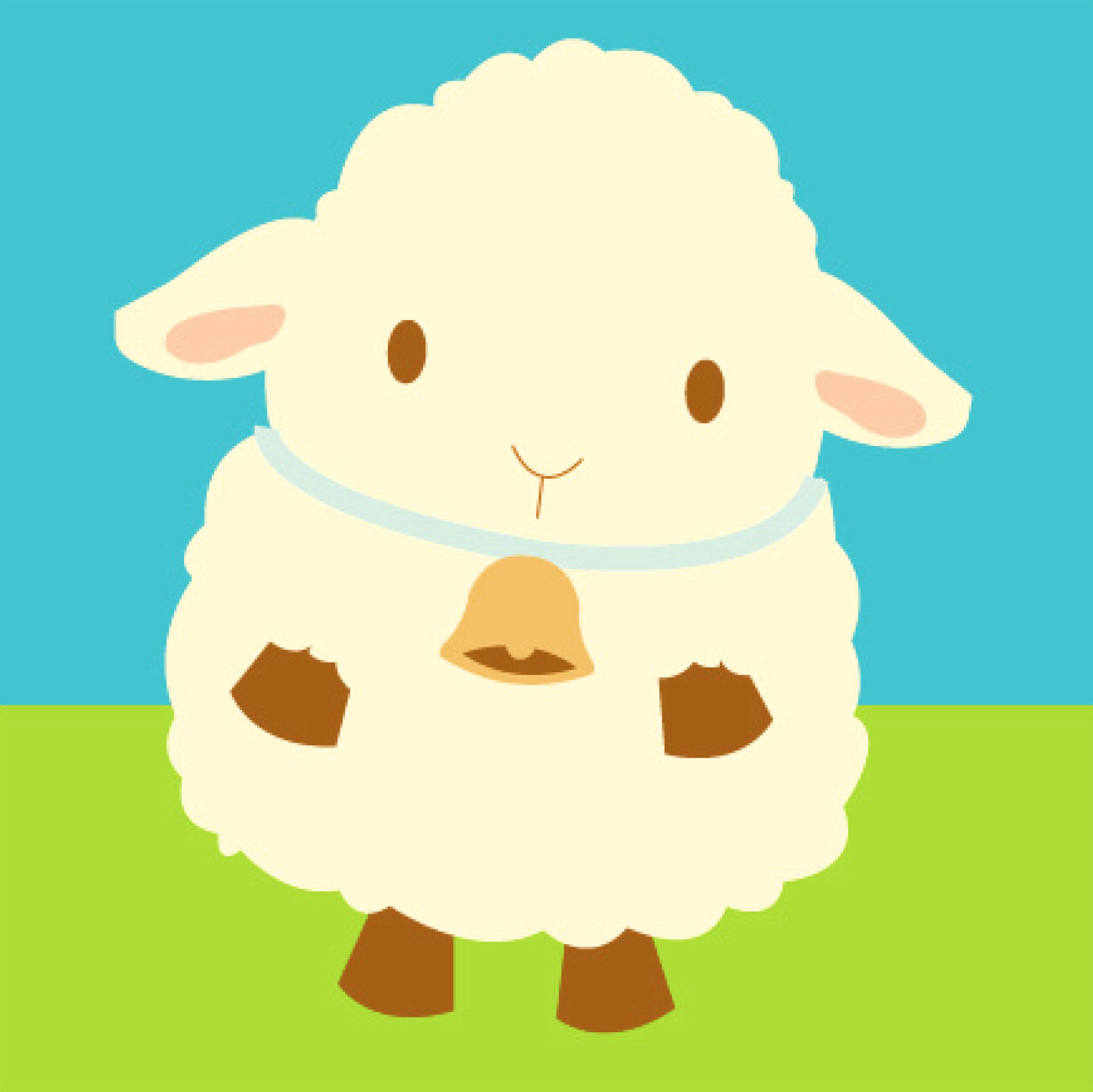 2271x2268 Easter Lamb Clipart Hd Easter Images