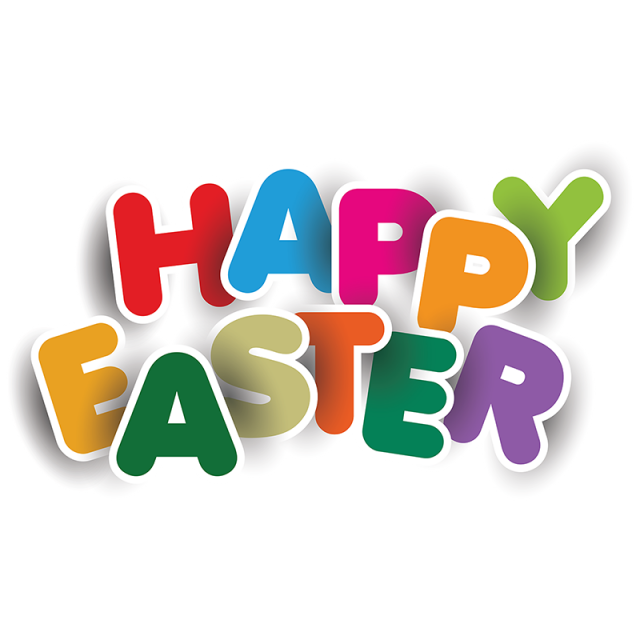 640x640 Happy Easter Png 2