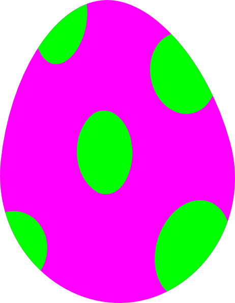 462x595 Best Photos Of Easter Egg Clip Art