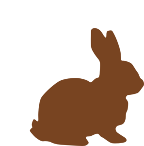 297x300 Easter Bunny Clipart Tail Collection