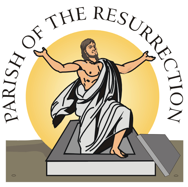 624x622 Church Of The Resurrection Clipart