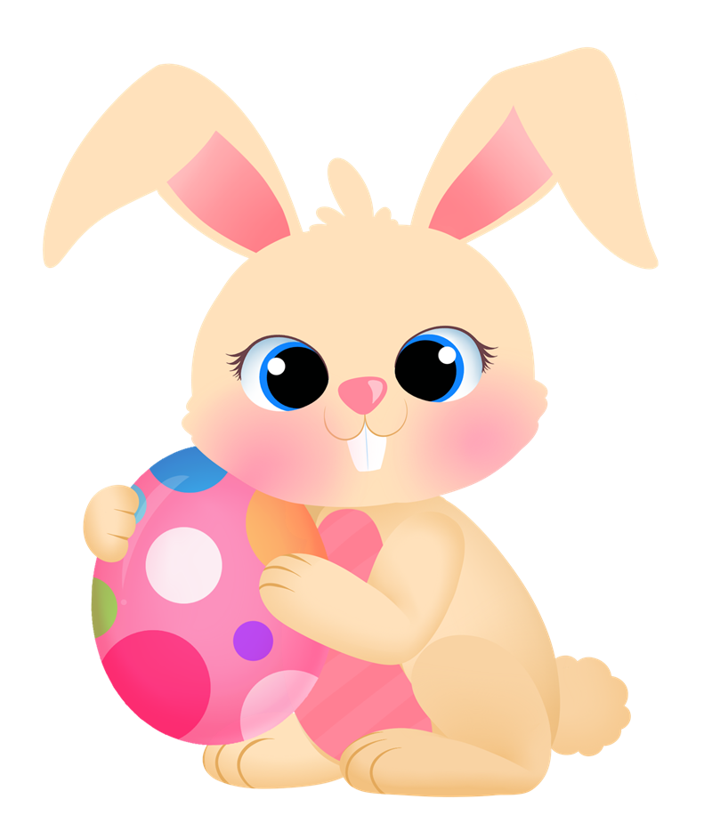 800x925 Cute Easter Bunnies Clip Art Happy Easter Amp Thanksgiving 2018