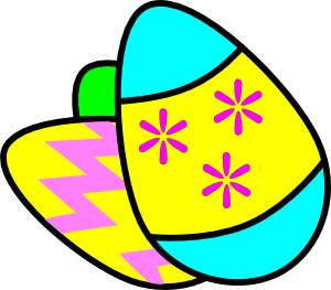 300x263 Easter Sunday Clip Art Happy Easter 2018