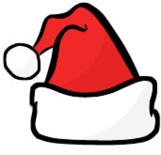 639x617 Easy Christmas Clip Art – Halloween amp Holidays Wizard