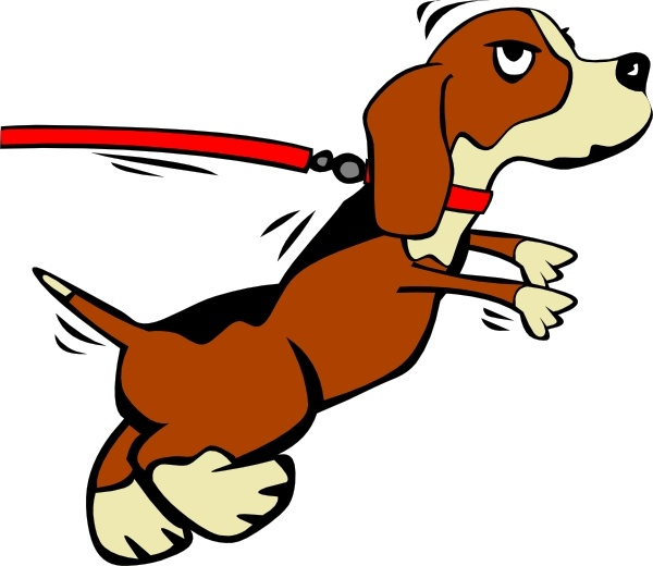 600x520 Dog On Leash Clip Art Free, Pitbull Breeds Puppies