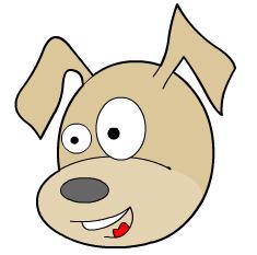 235x233 Easy Dog Clipart