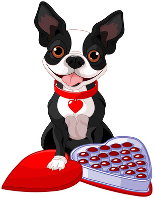 306x392 Pictures Of Dogs For Valentines Day