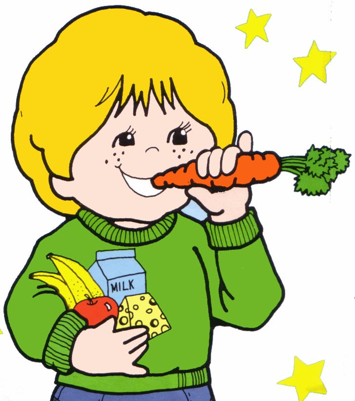 Eating Clipart