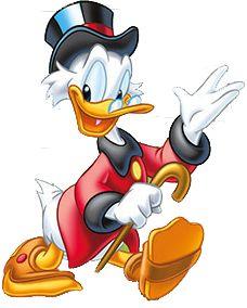 Ebenezer Scrooge Clipart