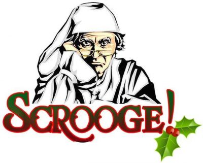 400x321 Scrooge! The Musical Presented By Agape Performing Arts Company