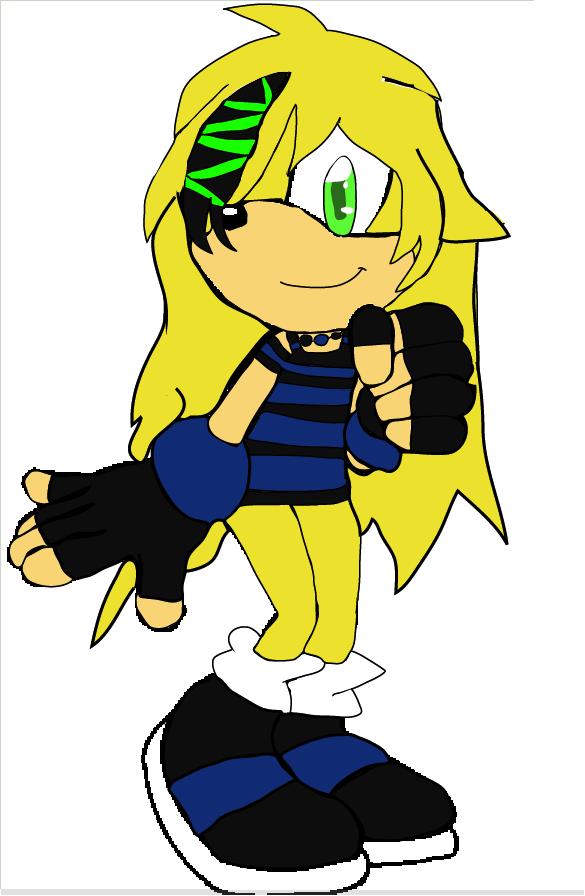 585x896 For Aquaticdash Alaya Rose Echidna By Sonic Taylor